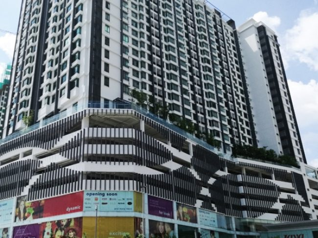 Pearl Point Shopping Mall, Old Klang Road