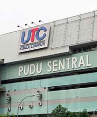 Pudu Sentral, Urban Transformation Centre (UTC) Pudu