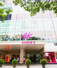 Avenue K Shopping Mall, Jalan Ampang